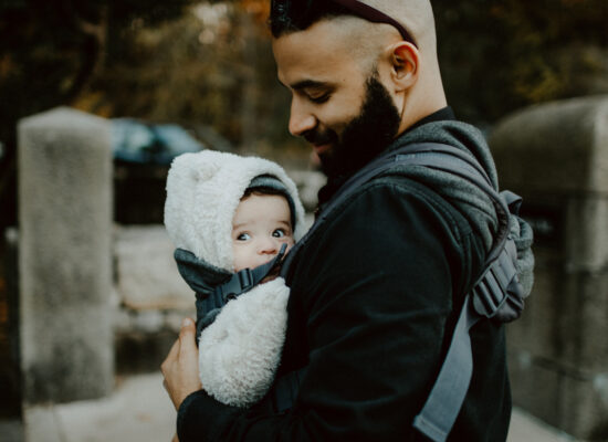 ngày đầu tiên làm cha